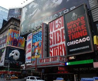 Broadway – New York City, NY