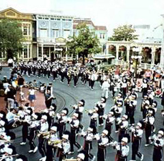 Marching Band – Disneyworld