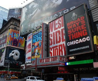 Broadway – New York City, NY