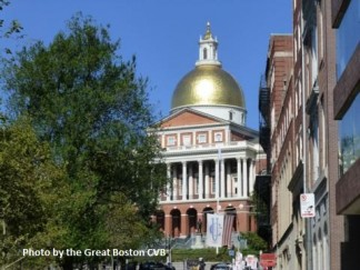 Massachusetts State House – Boston, MA